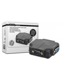 Video Splitter Compatto Per 2 Monitor Vga
