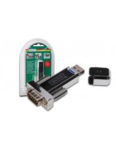 """Convertitore Da Pc Usb 1.1 Con Porta Tipo """"A"""" - Porta Seriale Rs232 9 Pin Maschio"""