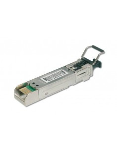 Modulo Mini Gbic (Sfp) Singlemode, Lc Simplex 1000Base-Lx, Tx1310Nm/Rx1550Nm