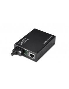 Convertitore 10/100 Rj45 Media Converter - Fibra Ottica Sc Bidirezionale Singlemode Fx (Tx1310Nm / Rx1550Nm)