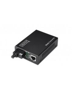 Convertitore 10/100 Media Converter Rj45 - Fibra Ottica Sc Bidirezionale Fx (Tx1550Nm / Rx1310Nm)
