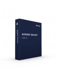 Acronis Backup Per Pc 1 Utente 1 Anno Premier