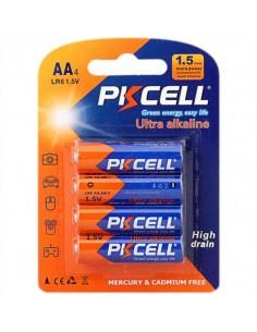 Batterie Ultra Alcaline Aa Lr6 Stilo Blister 4 Pezzi