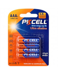 Batterie Ultra Alcaline Aaa Lr03 Ministilo Blister 4 Pezzi