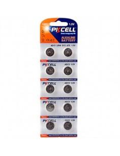 Batterie Alcaline Ag13 Blister 10 Pezzi