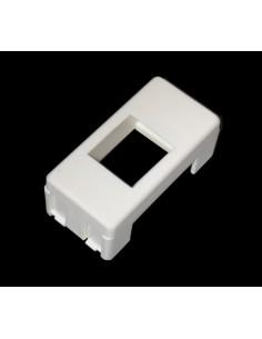 Adattatore Portafrutto Gewiss System 20 Bianco