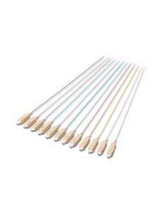 Set 12 Cavi Pigtail Fibra Ottica Colorati Connettori Sc Om4 50/125 Simplex