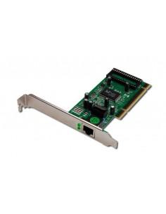 Scheda Aggiuntiva Di Rete Gigabit Pci 10/100/1000 32 Bit Con Bracket Aggiuntivo Low Profile