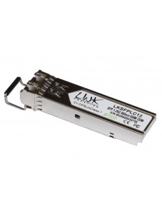 Modulo Minigbic (Sfp) Multimode Lc Duplex 1000Base-Sx, 850Nm 1,25 Gbps 550 Mt Con Ddm