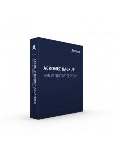 Acronis Backup Premium Per Servfer 1 Utente 1 Anno Supporto E Manutenzione