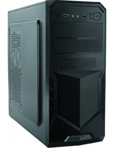 Case Atx Middletower Con Alimentatore 500W Fan 12Cm