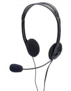 Cuffia Stereo Multimediale Con Microfono E Controllo Volume
