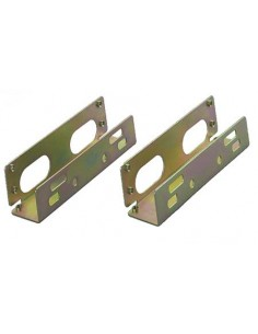 """Coppia Frame Universale In Metallo Con Viti Hd 3,5"""" Per Montaggio Su Alloggiamenti 5.25"""" (A-90112)"""