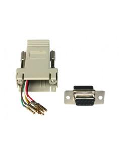 Connettore Modulare 9 Poli Femmina - 8 Poli Rj45