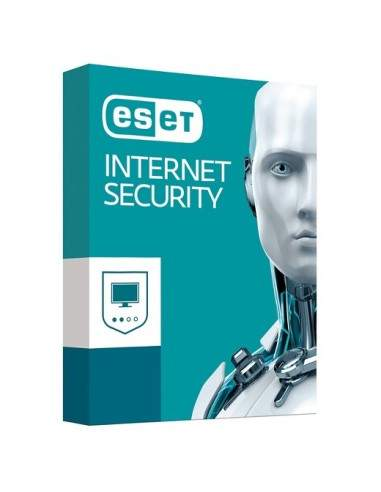 Box Eset Internet Security 1 Anno 2 Utenti Nod32 Rinnovo