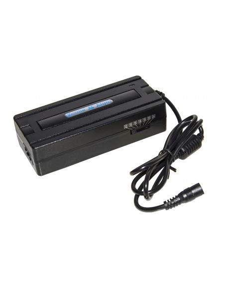 Alimentatore Notebook 90 Watt 12-24 Volt Con 8 Spine