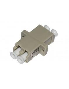 Adattatore Fibra Ottica Lc/Lc Multimode Duplex Om2