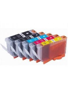 13ML Con chip compatibile for canon serie cli-8 ciano