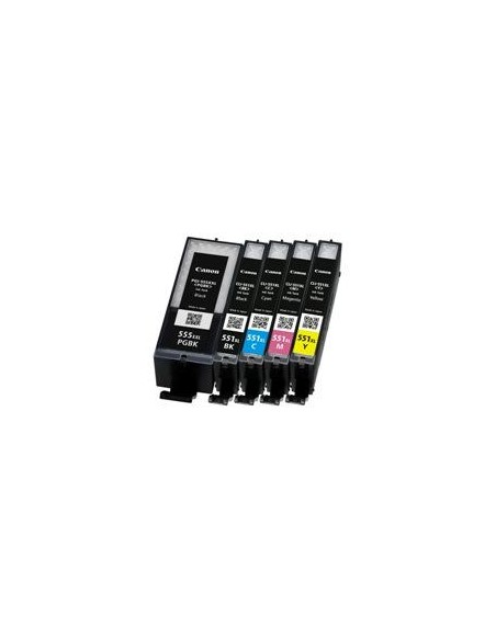 11ML Com for Canon Pixma IP7250,MG5450,MG6350CLI-551XLC