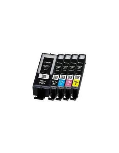 11ML Com for Canon Pixma IP7250,MG5450,MG6350CLI-551XLM