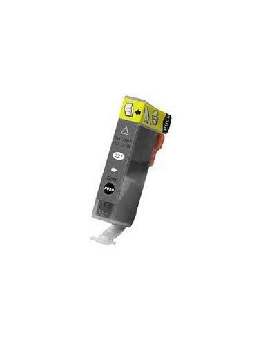 Grigio 10ml con chip per Canon Ip3600/IP4600/MP540/MP620/630