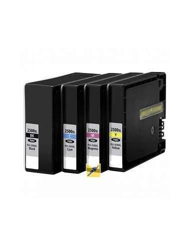 Magente XL 20ML Com Canon iB4050,MB5050,MB5350-1,7K9266B001
