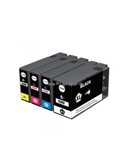 Black XL 35ML Pigmento Canon MB2050,MB2350-1,2K9182B001