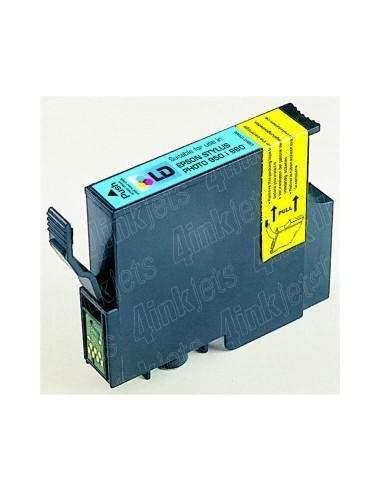 12ML Com Epson P50 1400 PX650 700 710 800 810FW-Nero T0791