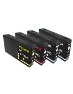45ML Compatibile Workforcepro 4015DN,4515DN,4525DNF.Ciano