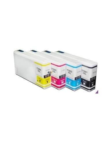 65Ml Black Pigmento WF5620DWF,5110DW,5690DW,5190DW-5K79XXL