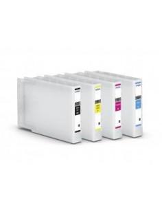 100Ml Black Com WF8510,WF8010,WF8590,WF8090-5KC13T755140XL