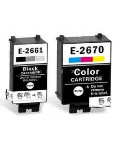 11.4ML Compatible for Epson WF-100W-0.25KC13T26704010