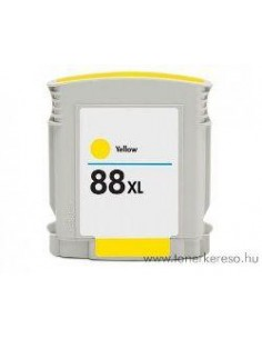 28ML GIALLO CON CHIP HP OFFICEJET PRO K550XXX-28 Ml 88XL
