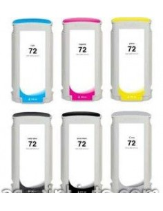 130ml Dye PBK for HP Designjet T1100,T1200,T1300,T2300,72