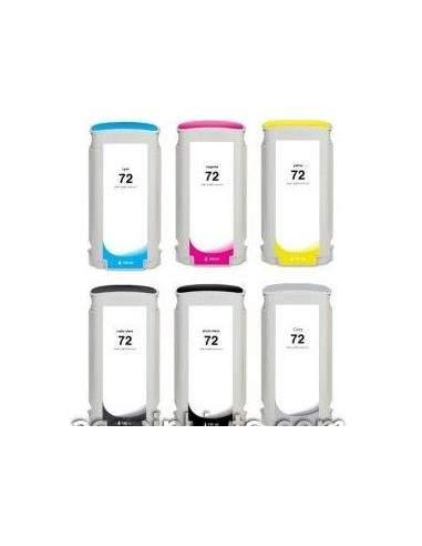 130ml Dye Grigio for HP Designjet T1100,T1200,T1300,T230072