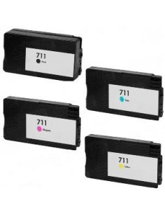 29ml Pigmen Magente HP Designjet T520,T120CZ131A (H711)
