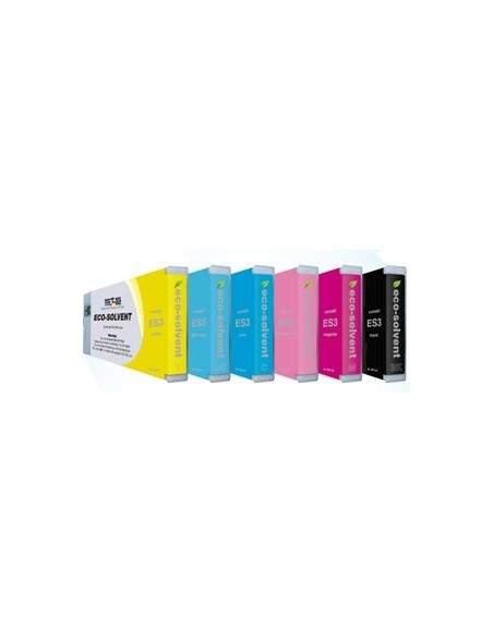 440ML SOLVENT INK for Mimaki JV33,JV5,CJV30-Ciano
