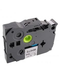 Laminato Black-Orange 12mmX5m Brother labelTZ-B31/TZe-B31
