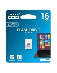Pendrive Goodram UPI2 16GB USB MINI 2.0 whi - retail blister