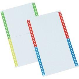 Cartoncini per cartelle sospese Bertesi - per armadio - 031 -10 (conf.10)
