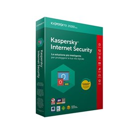 Kaspersky Internet Security - 1 licenza - KL1941T5AFS-8SLIM
