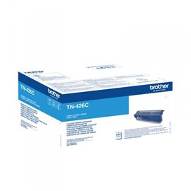 Originale Brother laser TN-426C Toner altissima resa ciano