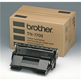 Originale Brother TN-1700 Toner SERIE 1700 nero