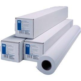 Carta plotter HP - inkjet - bright white - 61 cm - 45,7 m - 90 g/mq - C6035A