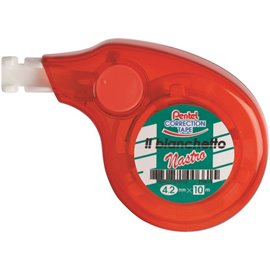 Correttore a nastro Il Bianchetto Pentel - 4,2 mm - 10 m - 0100729/ZTN14