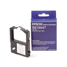 Originale Epson C13S015047 Nastro nero