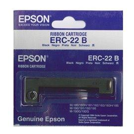 Originale Epson C43S015358 Nastro ERC-22B nero