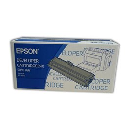 Originale Epson C13S050166 Developer nero