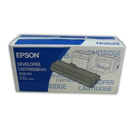 Originale Epson C13S050167 Developer nero