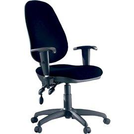 Sedia ergonomica Boogie Unisit - nero - OBOB/MN